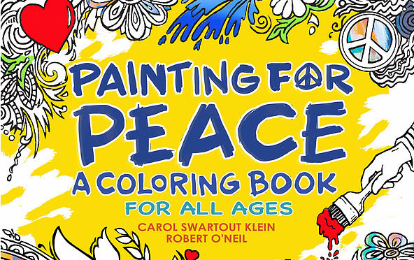 A Coloring Book Turns Readers Into Artists