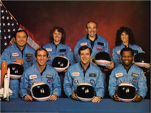 space shuttle challenger crew - photo #22