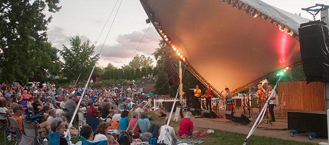 Whitaker Music Festival 2020 Whitaker Music Festival at the Missouri Botanical Garden