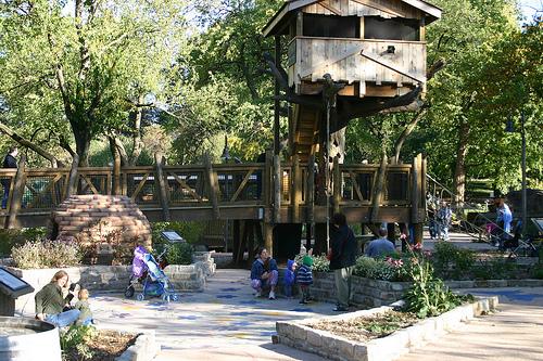 A Missouri Adventure Children S Garden Reopens At Botanical Garden April 1